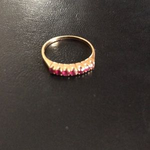 Other - Ruby ring